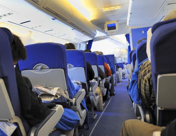 Втюменском аэропорту нетрезвых пассажиров сняли срейса замат