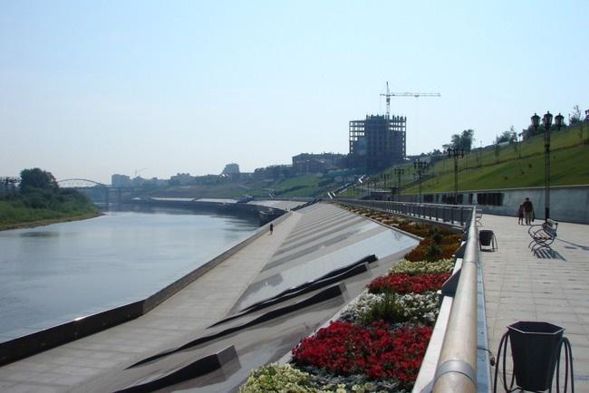 Заместитель Якушева назвал сроки завершения строительства набережной вТюмени