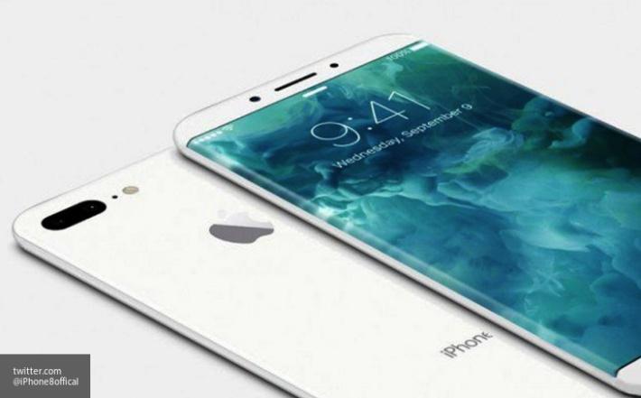 IPhone 8 будет выглядеть как 1-ый «яблочный» смартфон