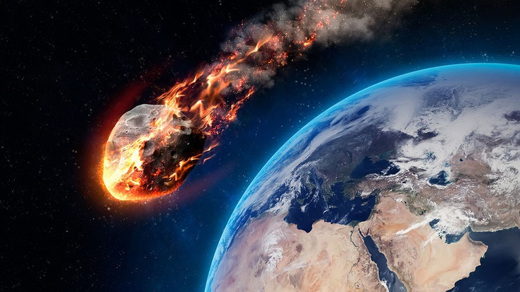 Гигантский астероид летит кЗемле наогромной скорости— Ученые