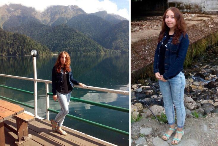 ВТюмени ищут 19-летнюю Настю Белоусову