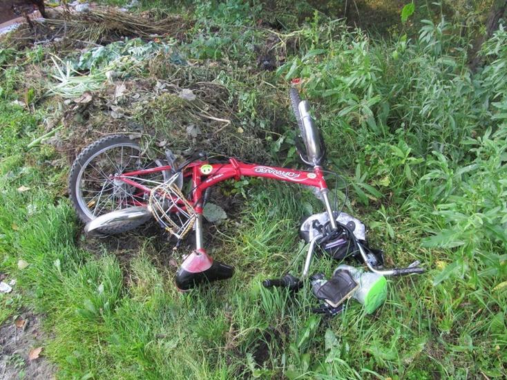 Шоферу изЗаводоуковска угрожает 5 лет колонии засмерть велосипедистки