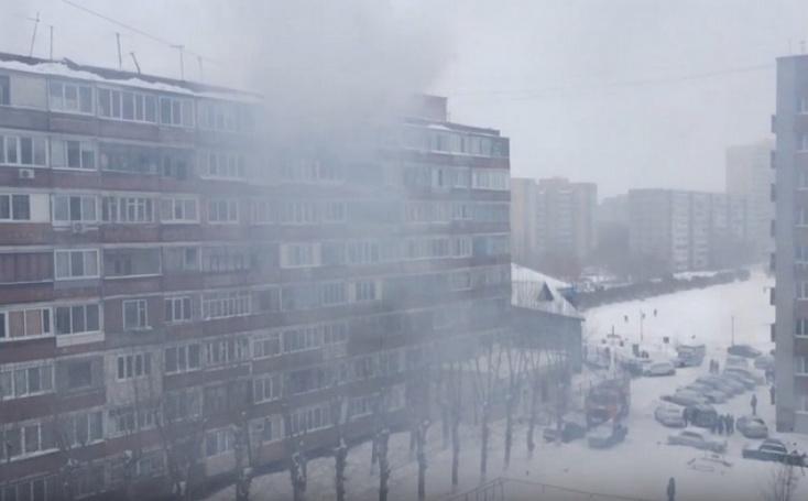 Названа причина пожара наСтавропольской, вкотором умер тюменец