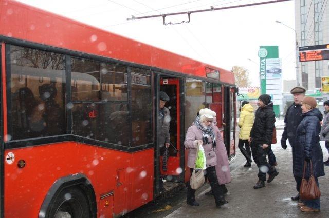 Начетырех тюменских автобусных маршрутах появились новые остановки