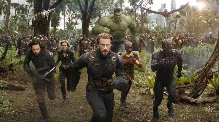 ВДень Победы втюменских кинозалах небудут демонстрировать «Мстителей»