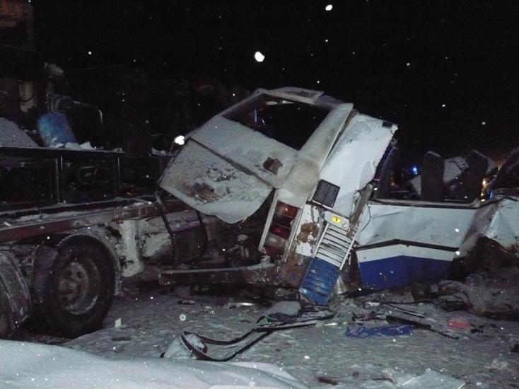 Следователи ищут очевидцев ДТП савтобусом вЮгре, унесшего жизни 12 человек