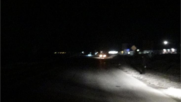 ВЧереповце шофёр  «Мерседеса» насмерть сбил пешехода