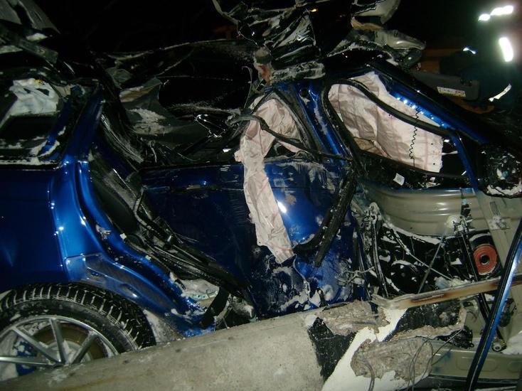 Беременная тюменка ссупругом погибли встрашном ДТП Сегодня в12:10