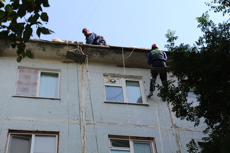 Доконца будущего года вТюмени починят неменее 400 домов