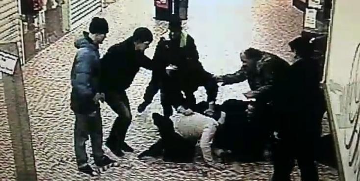 В российской столице работники Росгвардии сострельбой задержала участника массовой потасовки