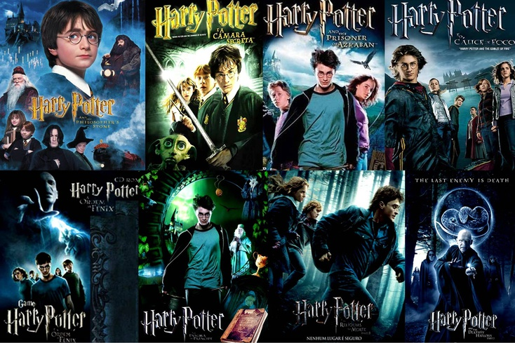 «Гарри Поттер» возвратился на дисплей СИНЕМА ПАРК врамках киномарафона