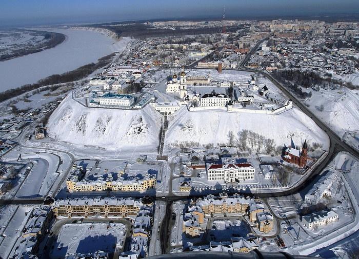 Авария вТобольске оставила без тепла 75 тыс. человек