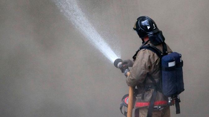 ВХМАО третьи сутки немогут затушить огонь наобъекте Роснефти