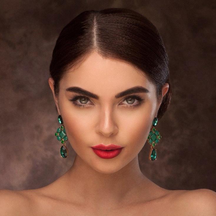 Тюменка Роя Байрамова поборется закорону «Мисс России-2017»