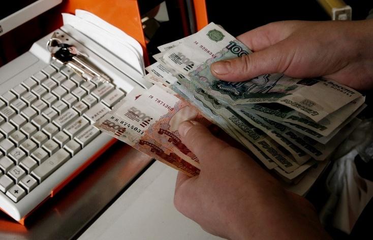 ВГолышманово кассир присвоила неменее 500 000 руб.