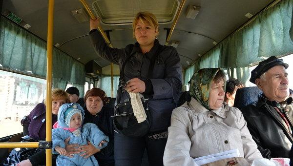 Окончательное решение ольготных поездках для пожилых людей примут в последующем 2017