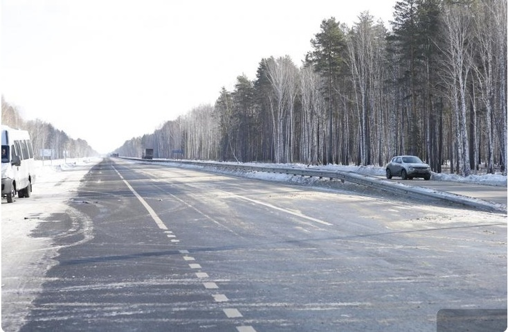 Инспекторы ГИБДД Тюменской области спасли натрассе водителя изЮгры