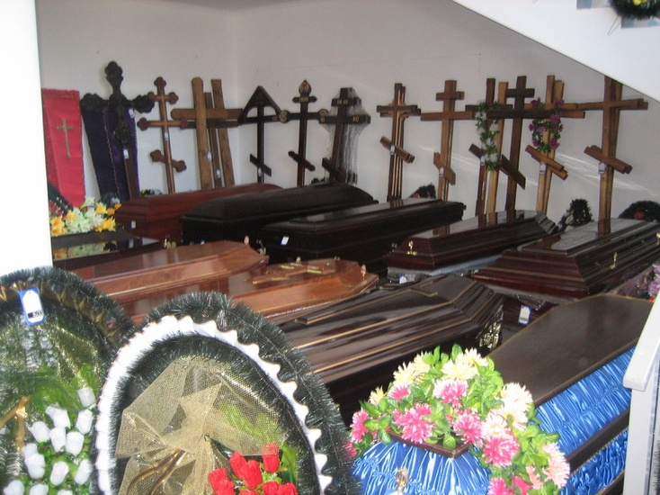 ВСургуте похоронное бюро работает двери вдвери сдетсадом
