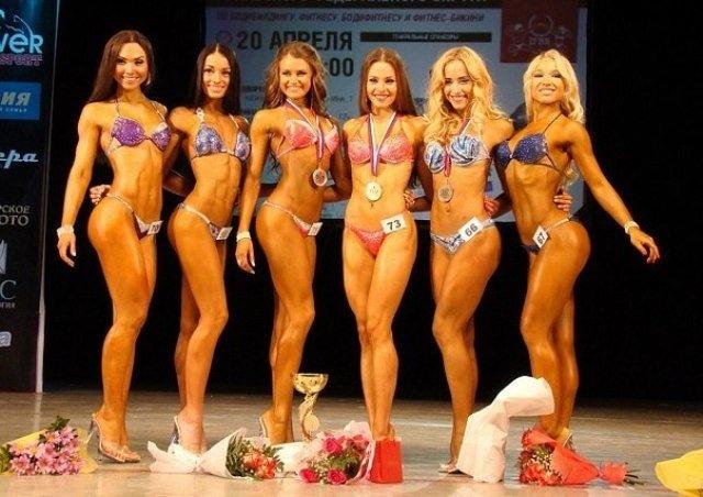 ВТюмени пройдет чемпионат пободибилдингу, фитнес-бикини ифитнес-моделям