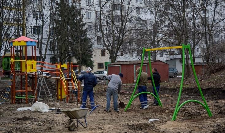 Граждане многоэтажек вТюмени смогут расширить свои владения— Земля под домом