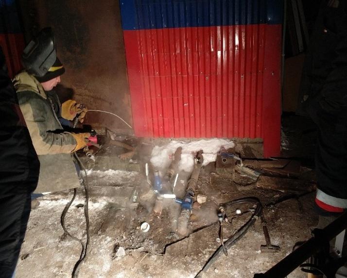 Следователи в Тюмени проверяют информацию об отсутствии отопления в квартире 87-летней пенсионерки в 30-градусный мороз