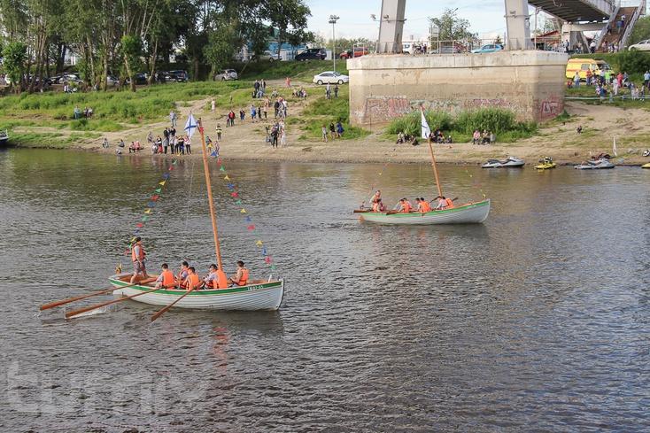 Речной фестиваль