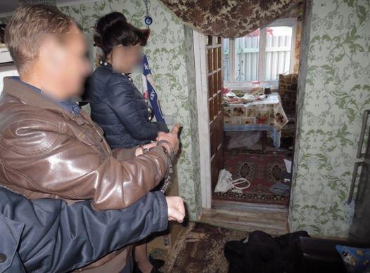 Натюменской даче отыскали тело женщины
