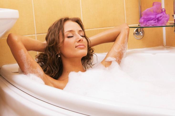 Ученые определили, как нужно правильно принимать ванну идуш