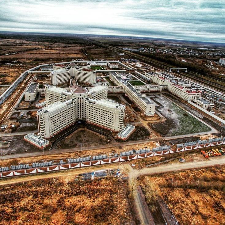 СКрасследует многомиллионные хищения при строительстве в«Крестах»— Круг замкнулся