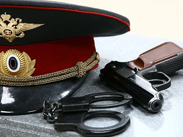 ВТюмени инспектор ППС потерял служебный пистолет