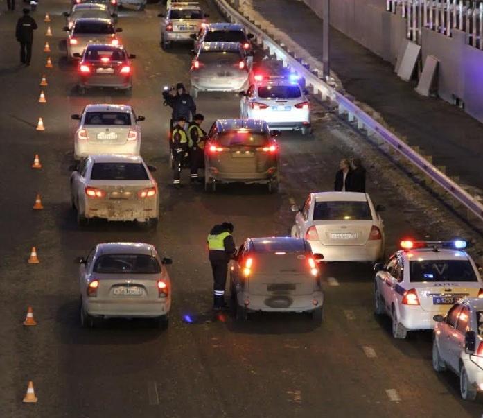 ВТюмени проверят водителей натрезвость