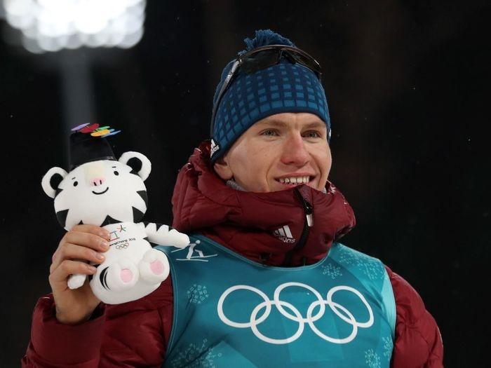 Олимпиада-2018: Сразу две бронзовые медали принесли сборной РФ  наши лыжники