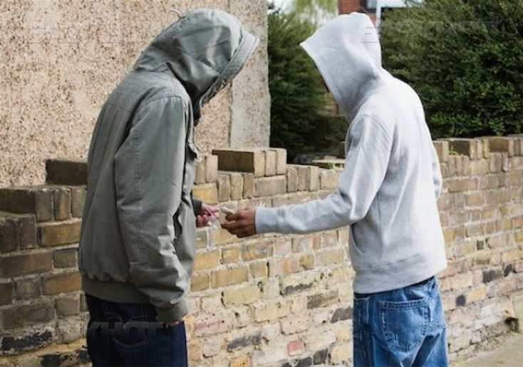 ВОмске изъяли неменее 100 граммов наркотических средств