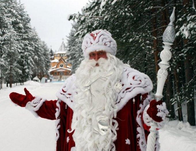 Дедушка Мороз приедет вТюмень на собственный день рождения