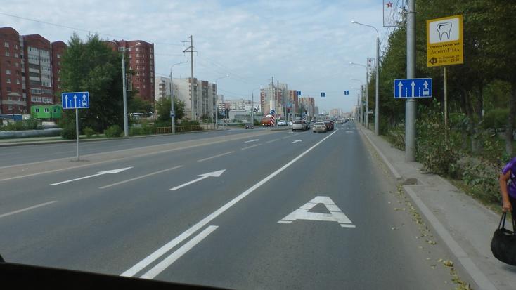 Полосы «А» для публичного транспорта появятся наЛенина иПрофсоюзной