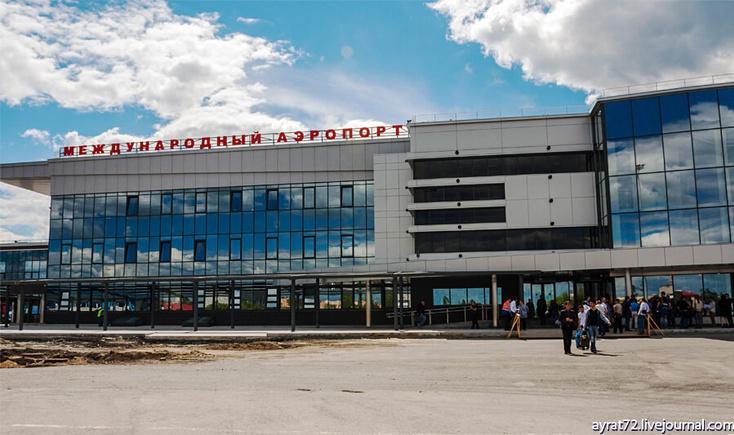 Ваэропорту «Рощино» умер рабочий