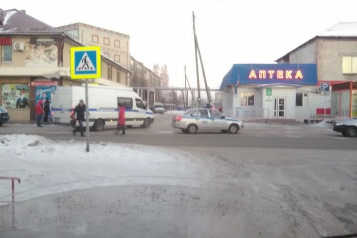 ВБоровском преступники взорвали банкомат
