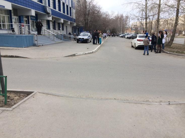 В «Рощино» из-за пакета эвакуировали 400 человек