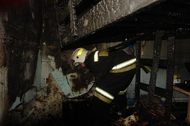 ВТюмени отпожара пострадал коттедж