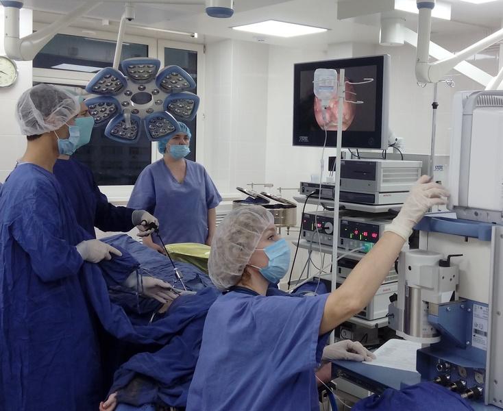Тюменские врачи спасли жизнь новорожденному с уникальной патологией