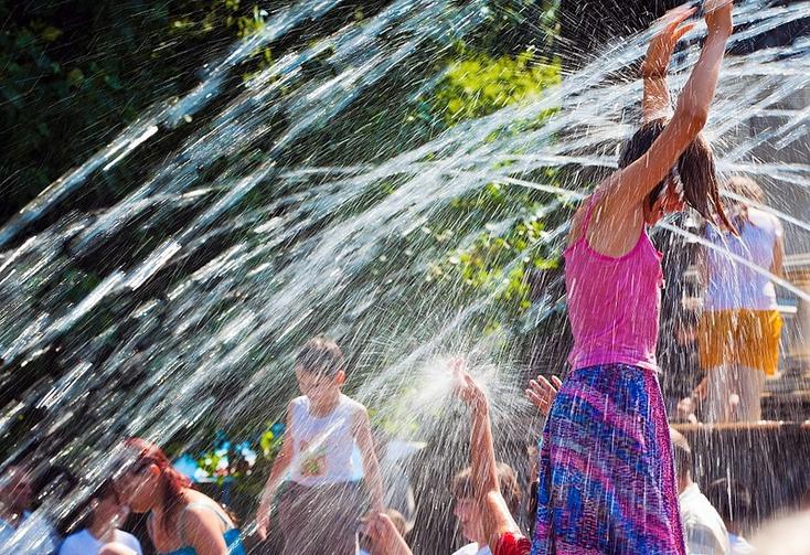 По словам учёных, в 2016 году ожидается рекордно высокая температура