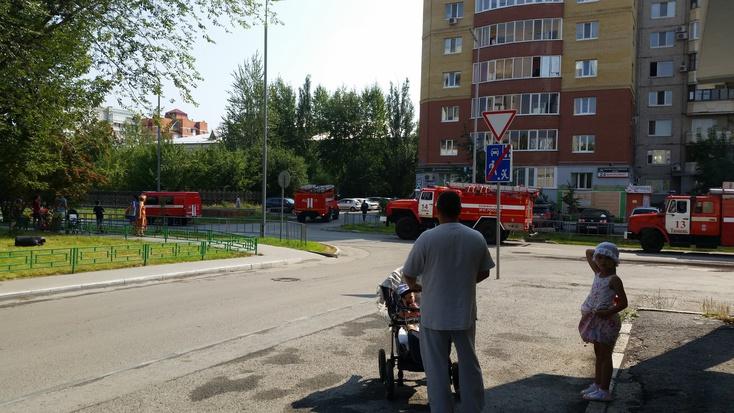 ВТюмени впламени умер 11-летний парень