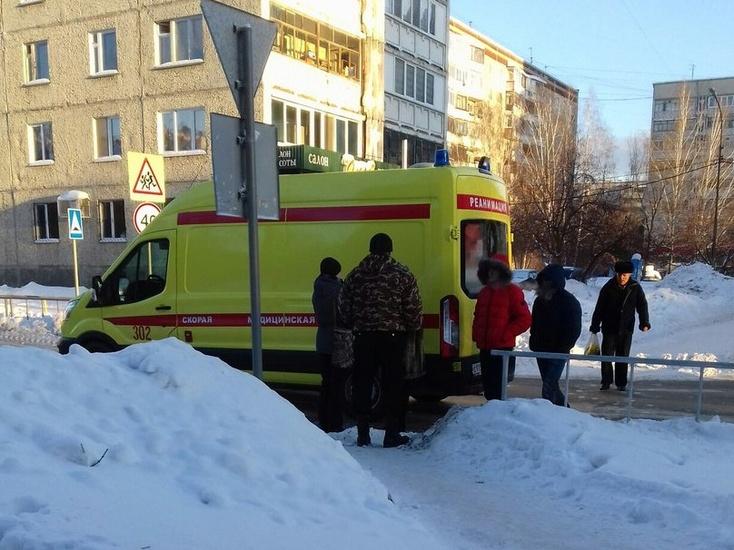 Наулице Логунова автомобиль сбил 13-летнюю девочку