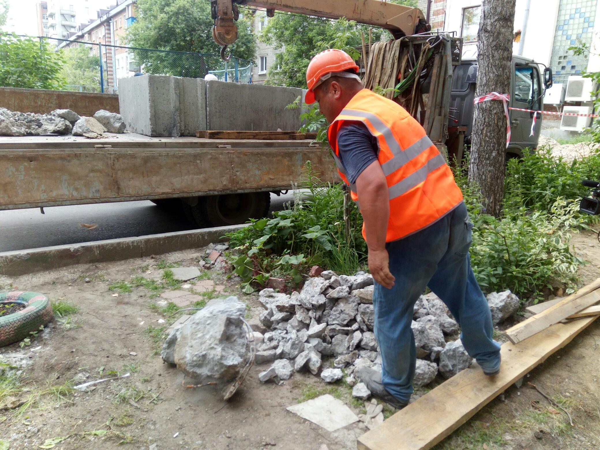Полноценный ремонт домов вТюмени: к 2020-ому году починят тысячу зданий